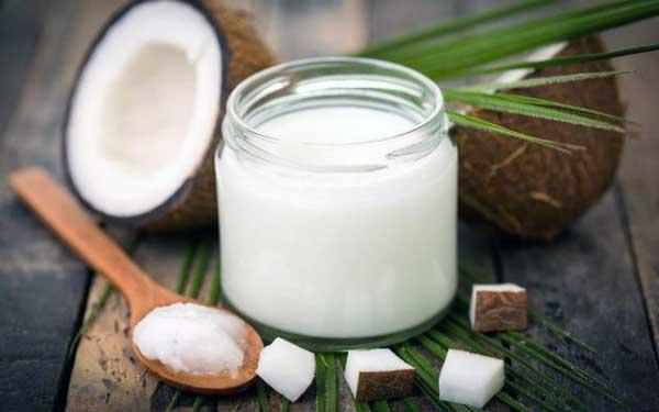 beneficios del aceite de coco para adelgazar