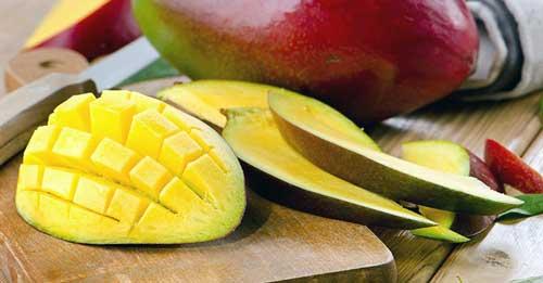 beneficios del mango fruta