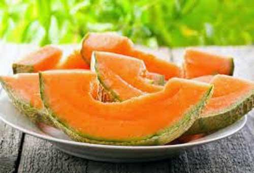 beneficios del melon en ayunas