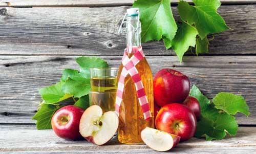 beneficios y contraindicaciones del vinagre de manzana