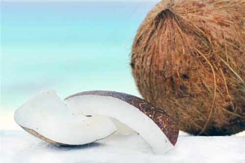 beneficios y perjuicios del coco