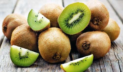 propiedades del kiwi amarillo