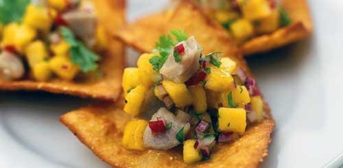 propiedades del mango fruta