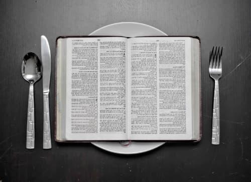 ayuno en la biblia