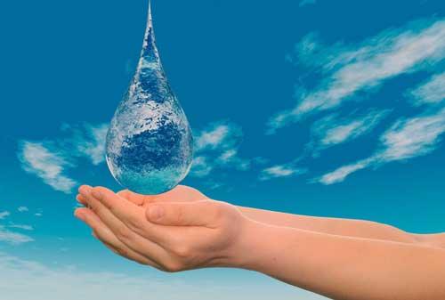 beneficios del agua de mar en la piel