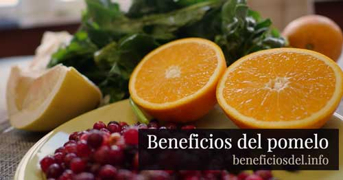 beneficios del pomelo