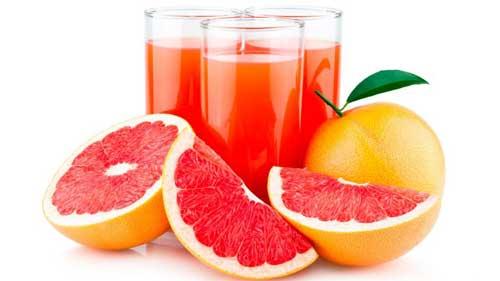 beneficios del zumo de pomelo