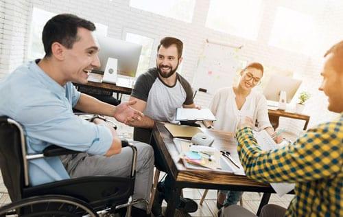 beneficios por discapacidad del 33 madrid