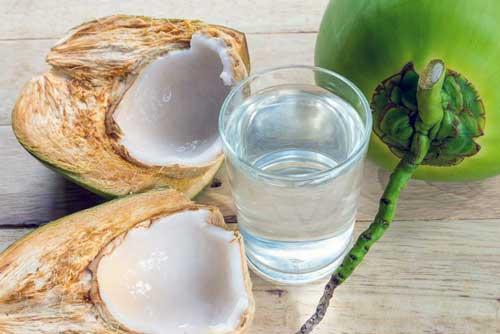 beneficios del agua de coco para los riñones
