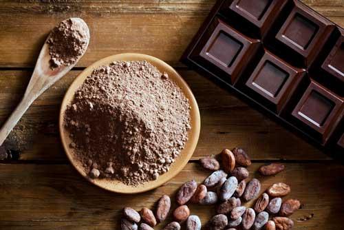 beneficios del cacao puro desgrasado