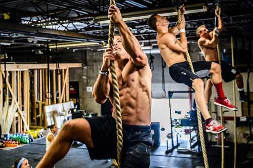 beneficios del crossfit para hombres