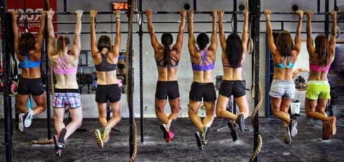 beneficios del entrenamiento crossfit