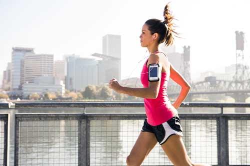 beneficios del running en las mujeres