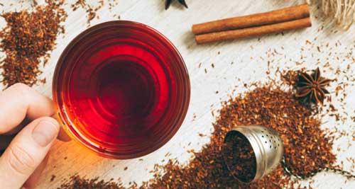 beneficios del te de rooibos