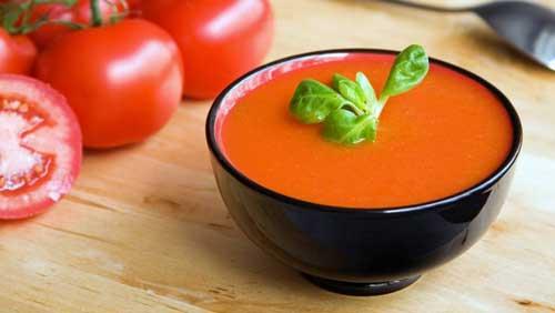beneficios nutricionales del gazpacho