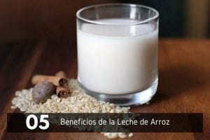 5 Beneficios de la Leche de Arroz