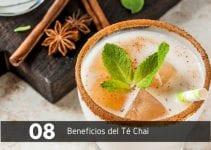 8 Beneficios del te chai