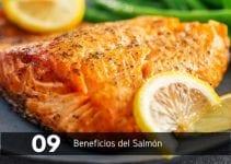 9 Beneficios y propiedades de consumir Salmon