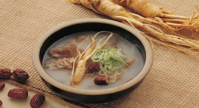 Beneficios del Ginseng